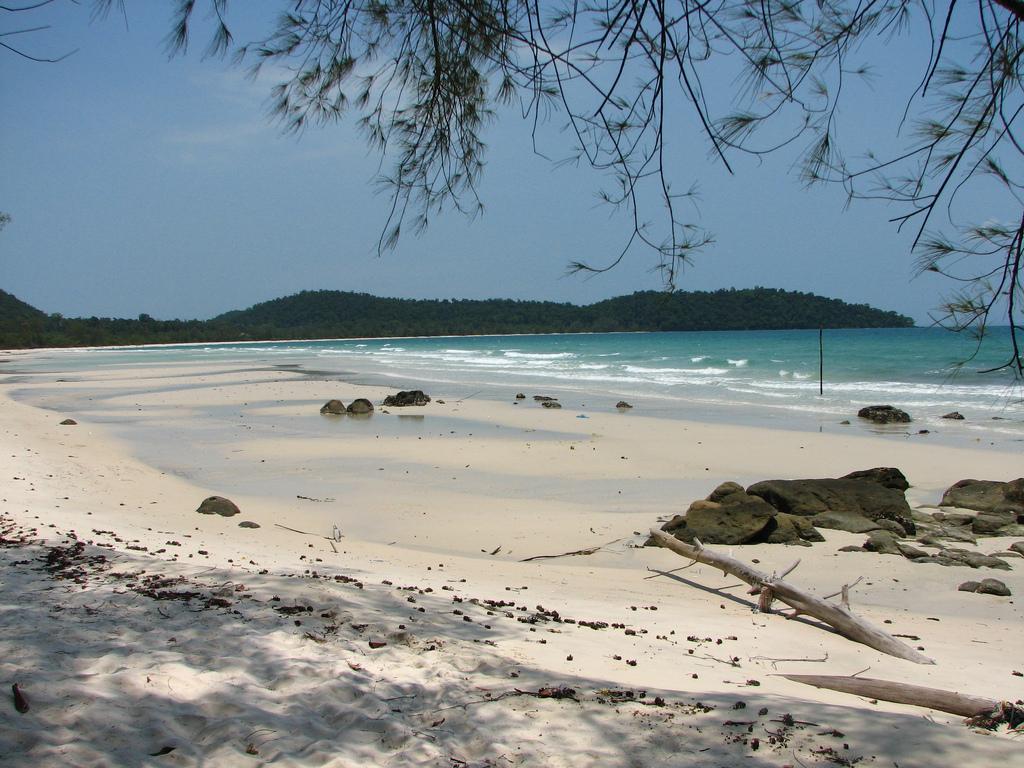 Пляж Лонг Сет в Камбодже, фото 3