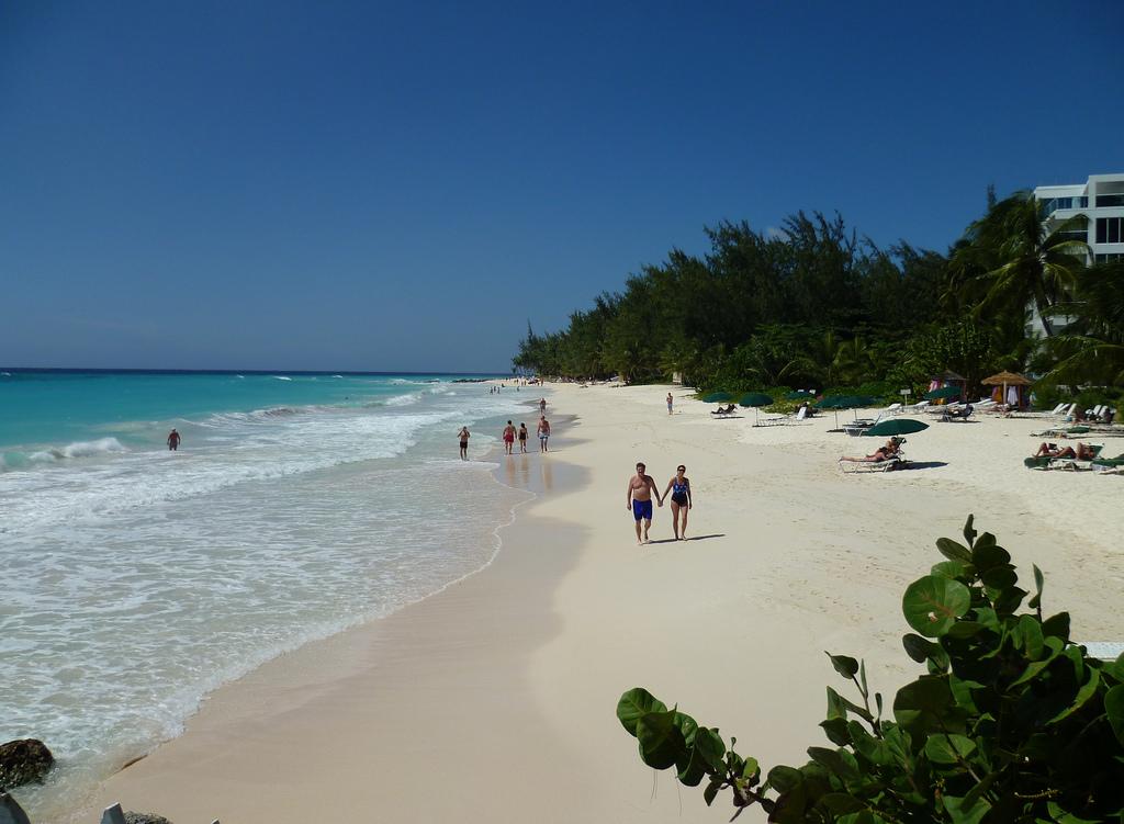 Пляж Маквелл Бич в Барбадосе, фото 4