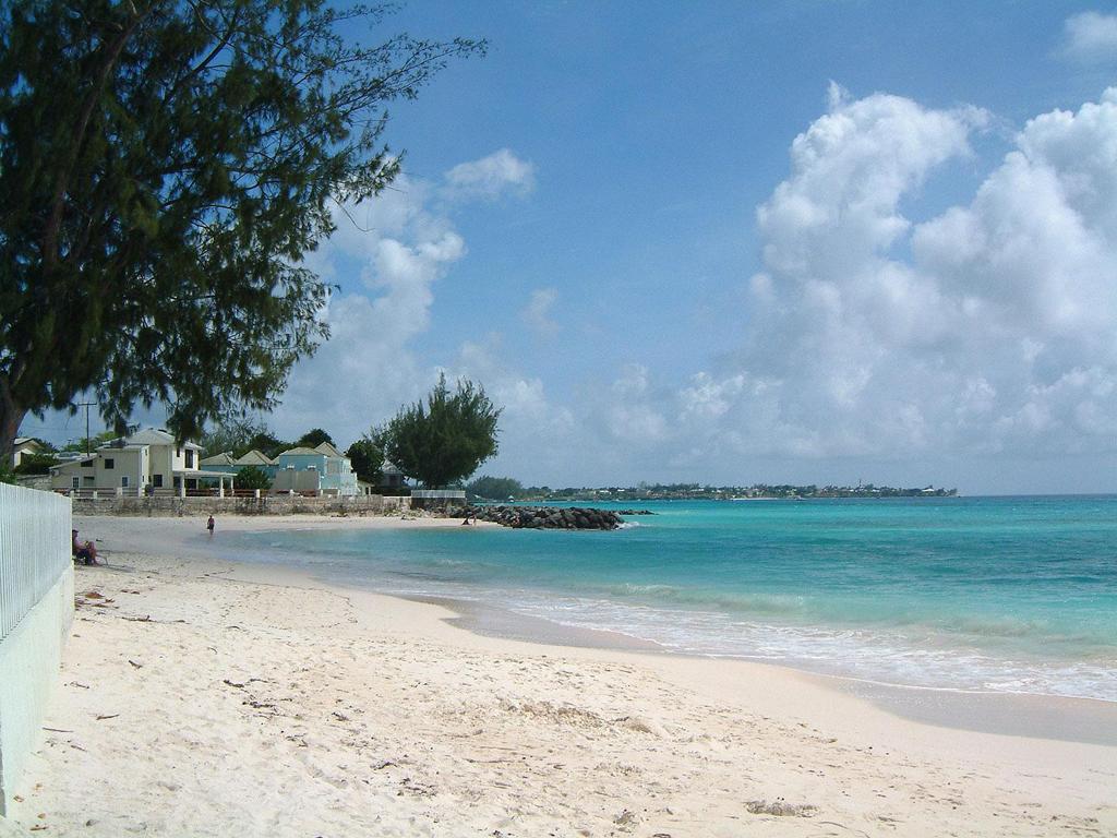 Пляж Маквелл Бич в Барбадосе, фото 5