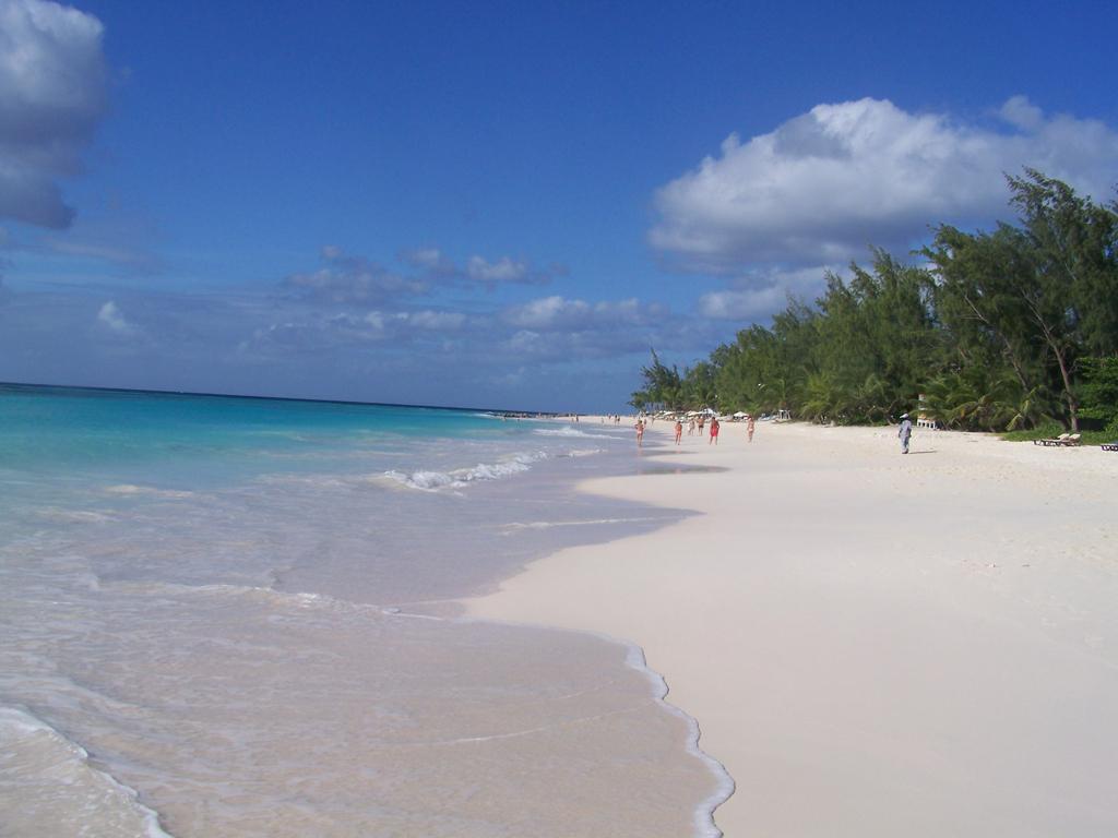 Пляж Маквелл Бич в Барбадосе, фото 8