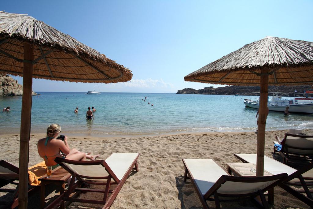 Пляж Миконос в Греции, фото 2