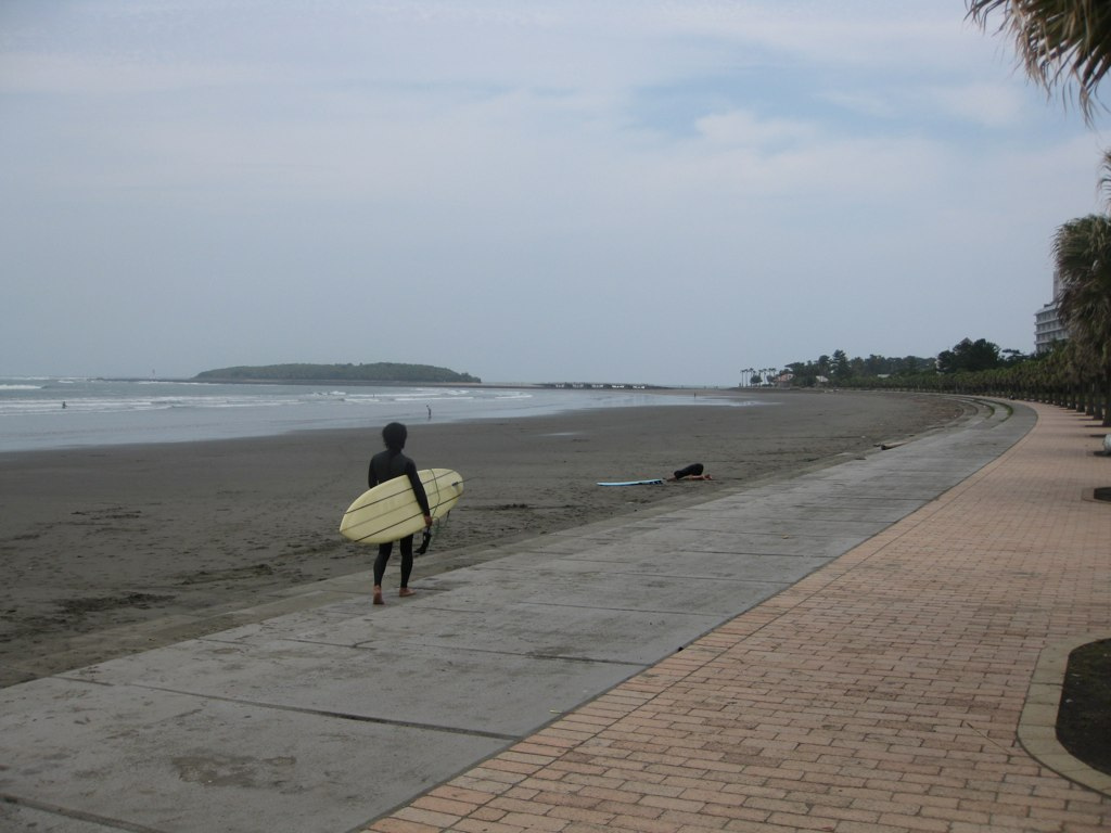 Пляж Миядзаки в Японии, фото 5