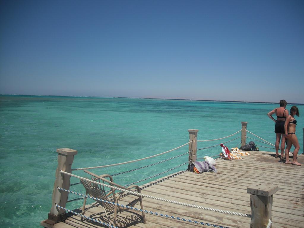 Пляж Набк-Бэй в Египете, фото 1