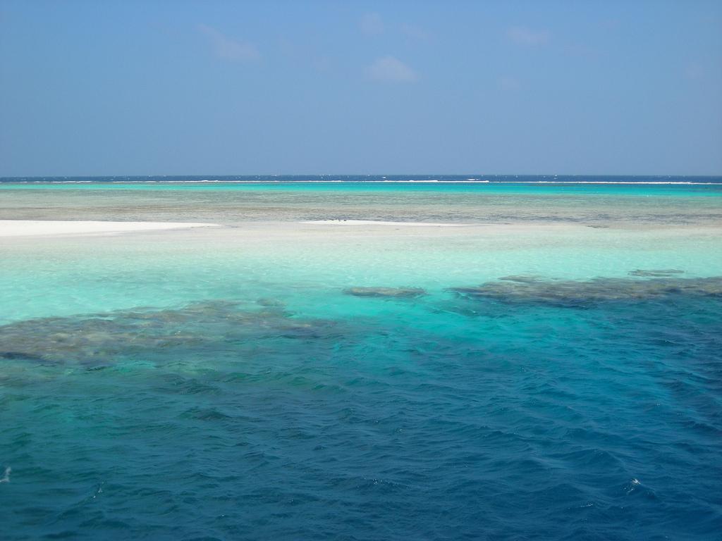 Пляж Набк-Бэй в Египете, фото 3