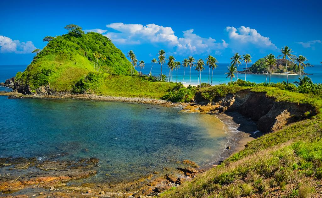 Пляж Накпан на Филиппинах, фото 1