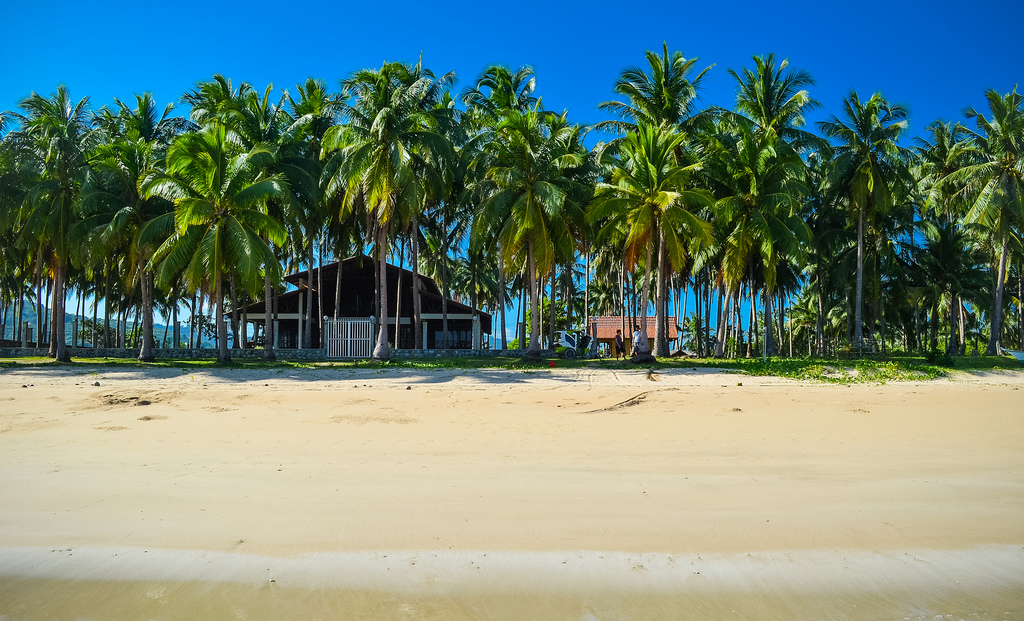 Пляж Накпан на Филиппинах, фото 3