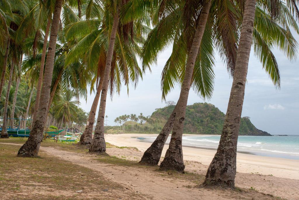 Пляж Накпан на Филиппинах, фото 8