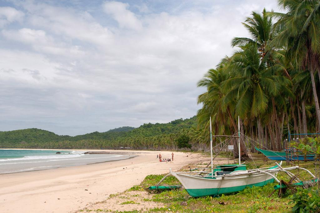 Пляж Накпан на Филиппинах, фото 11