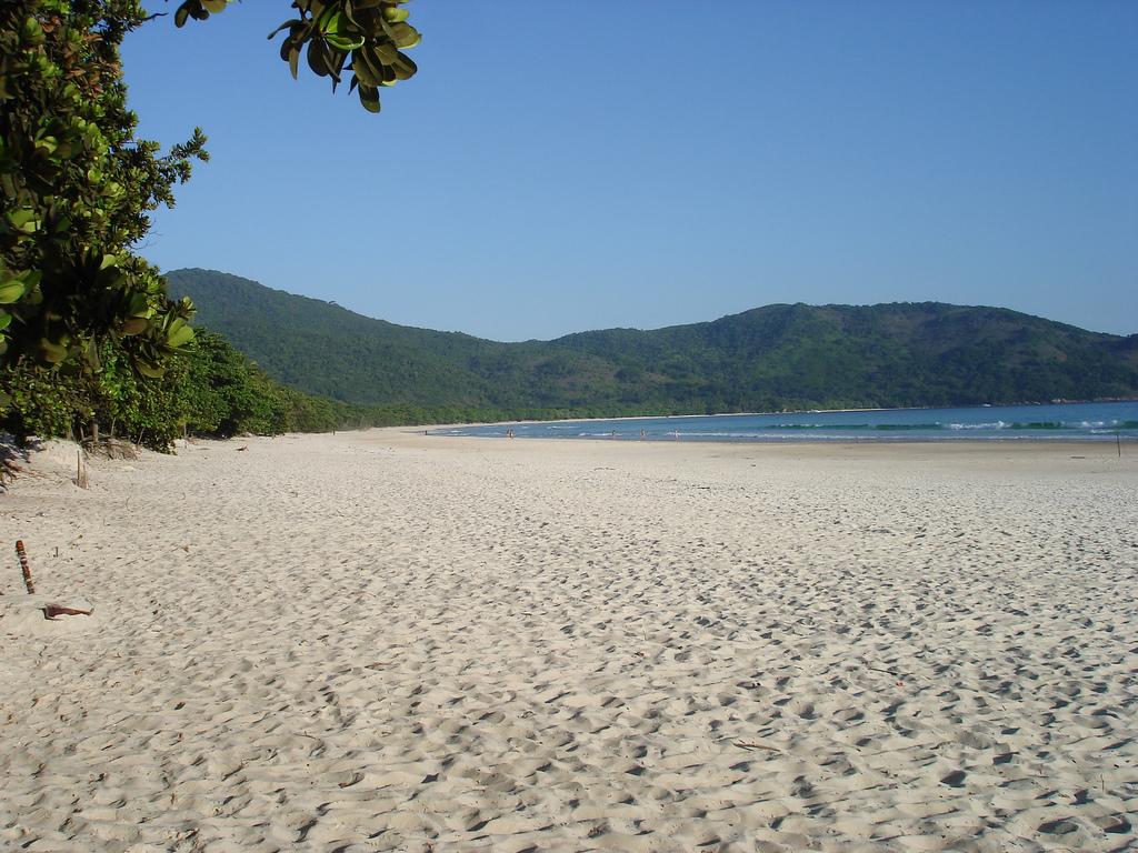Пляж острова Илья Гранде в Бразилии, фото 3