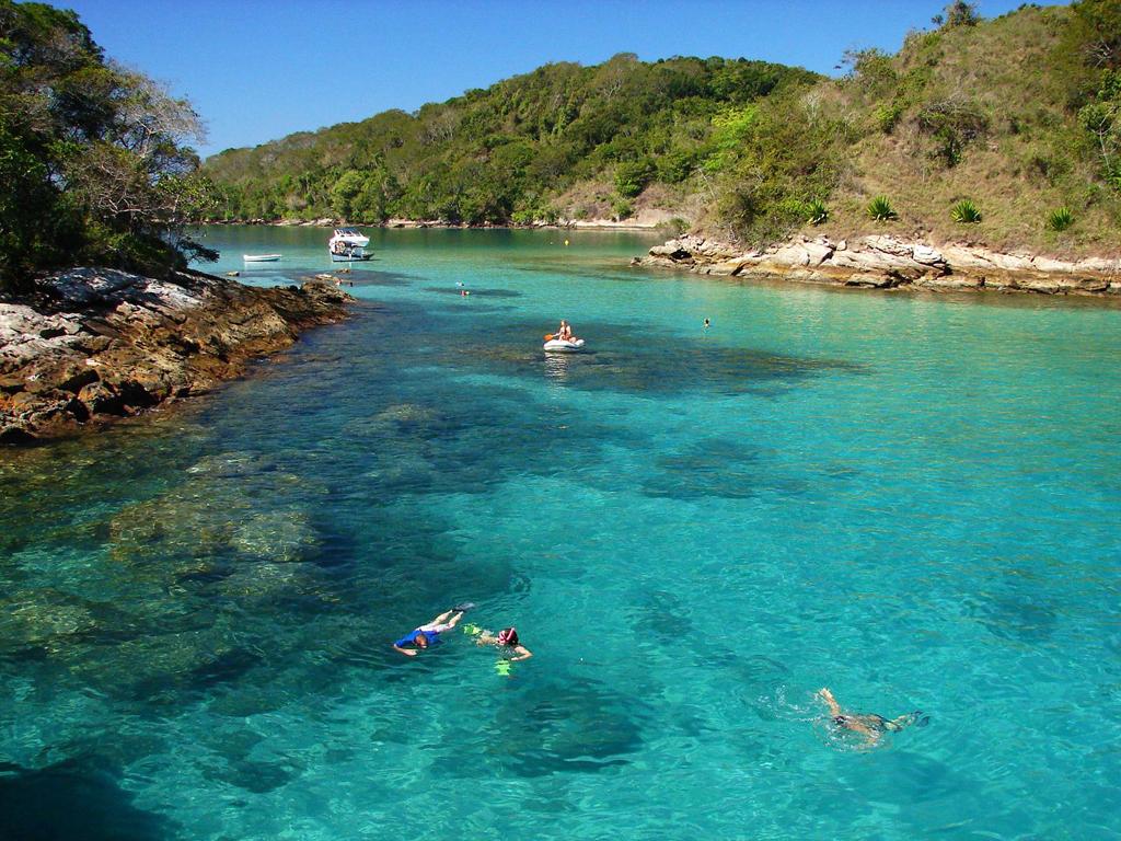 Пляж острова Илья Гранде в Бразилии, фото 7