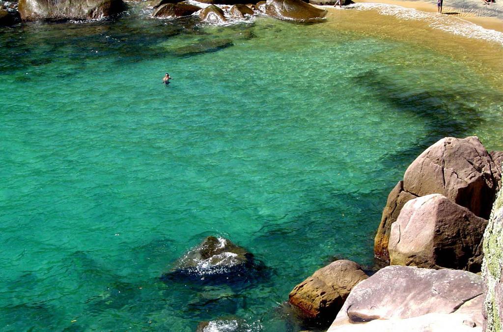 Пляж острова Илья Гранде в Бразилии, фото 10