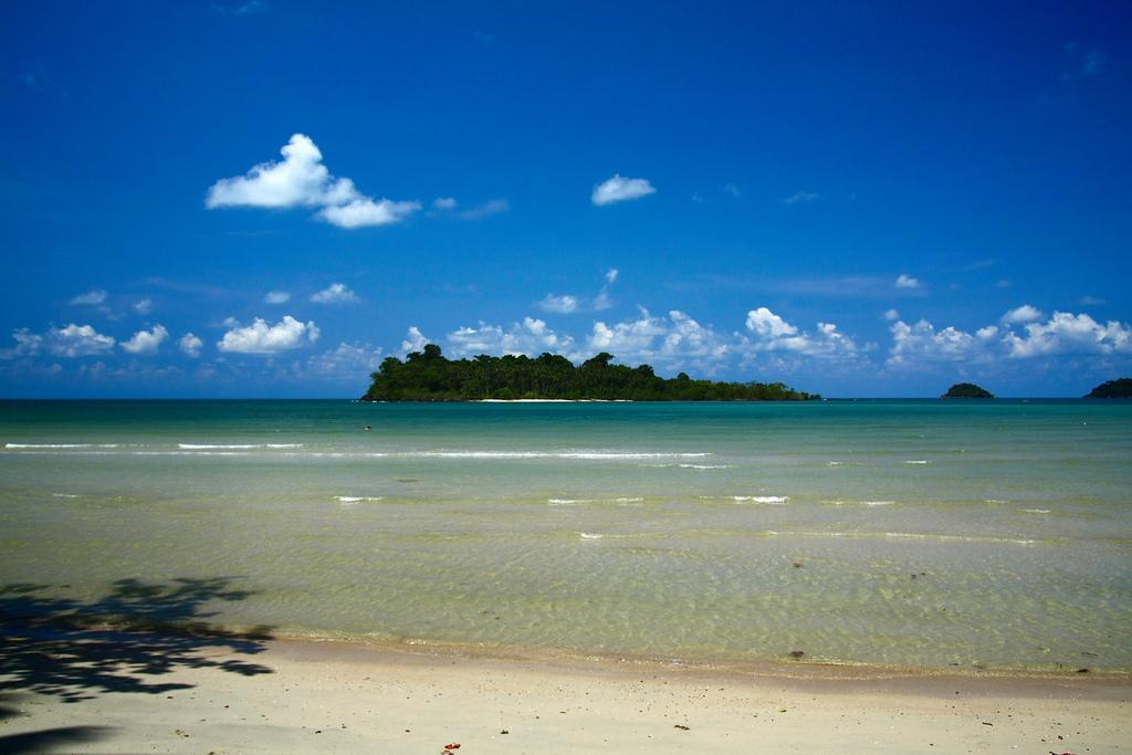 Пляж острова Кей Кечил в Индонезии, фото 2