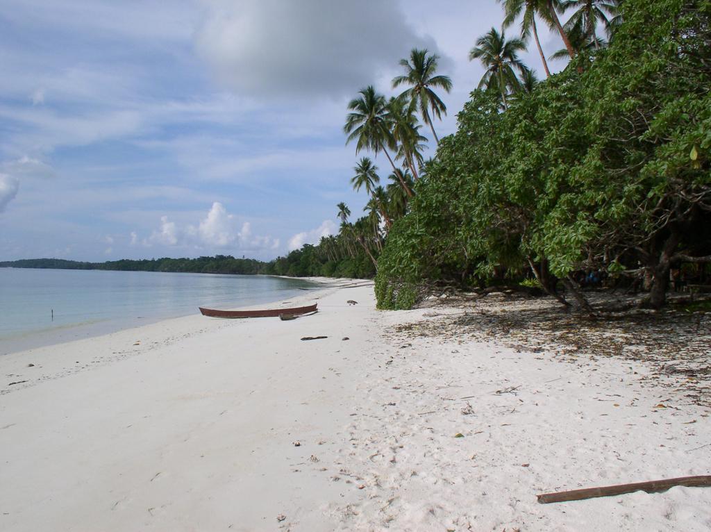 Пляж острова Кей Кечил в Индонезии, фото 4