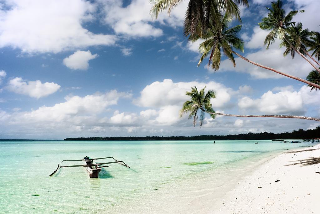 Пляж острова Кей Кечил в Индонезии, фото 5