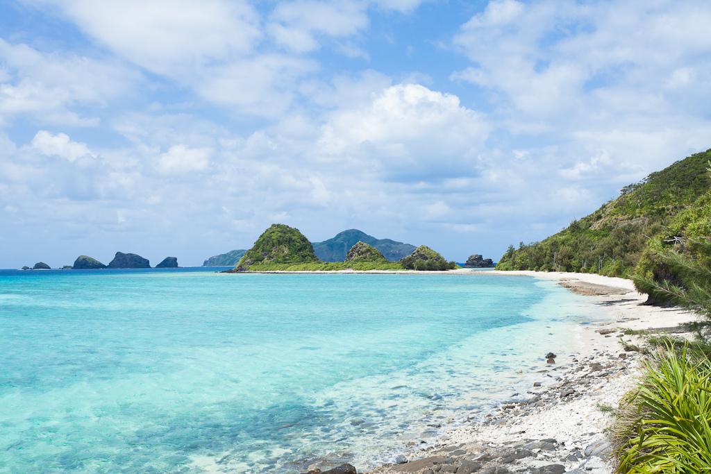 Пляж острова Керама в Японии, фото 5
