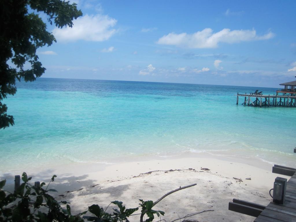 Пляж острова Ланкайан в Малайзии, фото 3