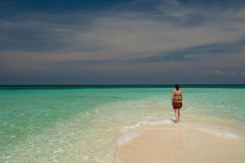 Пляж острова Ланкайан в Малайзии, фото 4