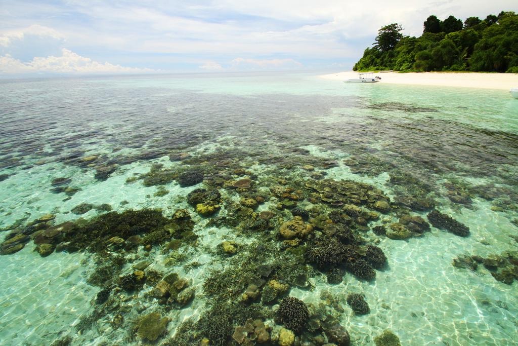 Пляж острова Ланкайан в Малайзии, фото 5