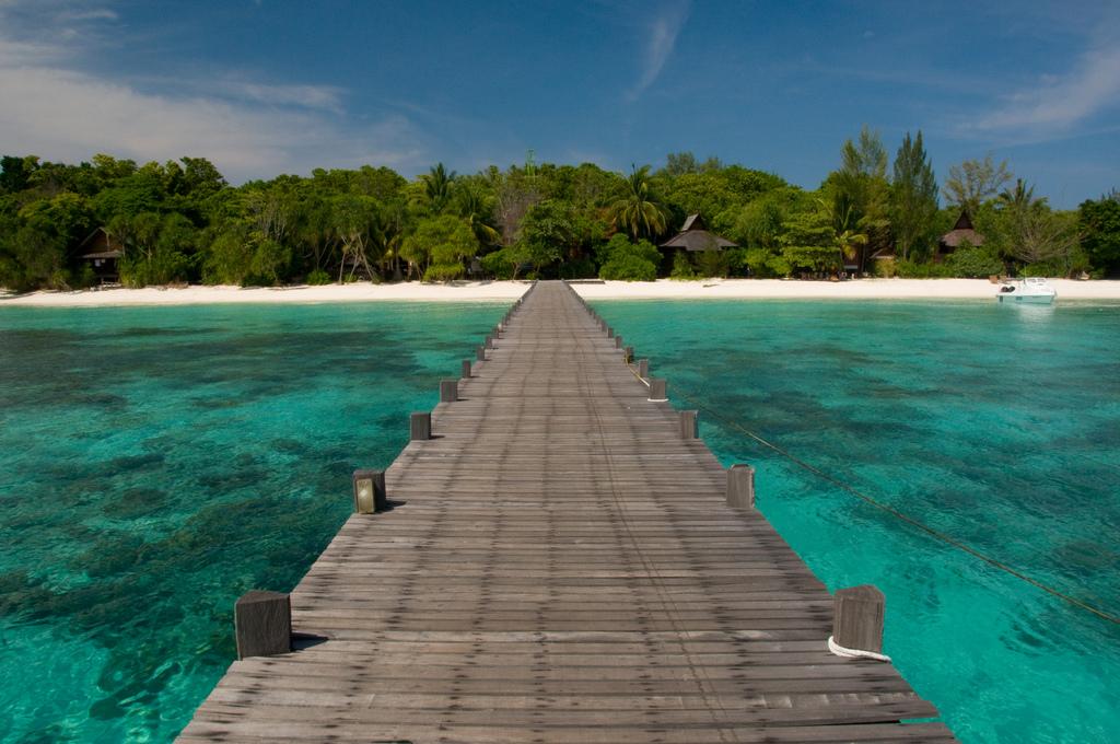 Пляж острова Ланкайан в Малайзии, фото 7