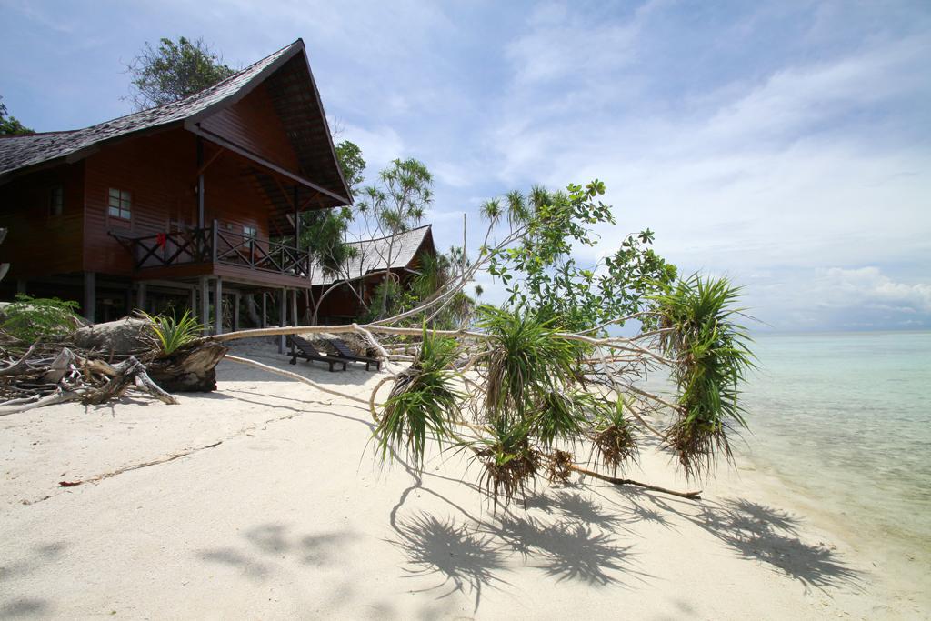 Пляж острова Ланкайан в Малайзии, фото 8
