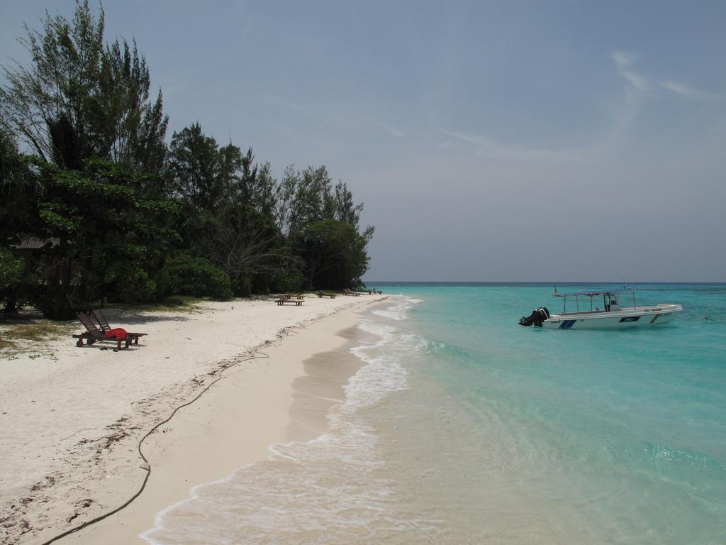 Пляж острова Ланкайан в Малайзии, фото 11