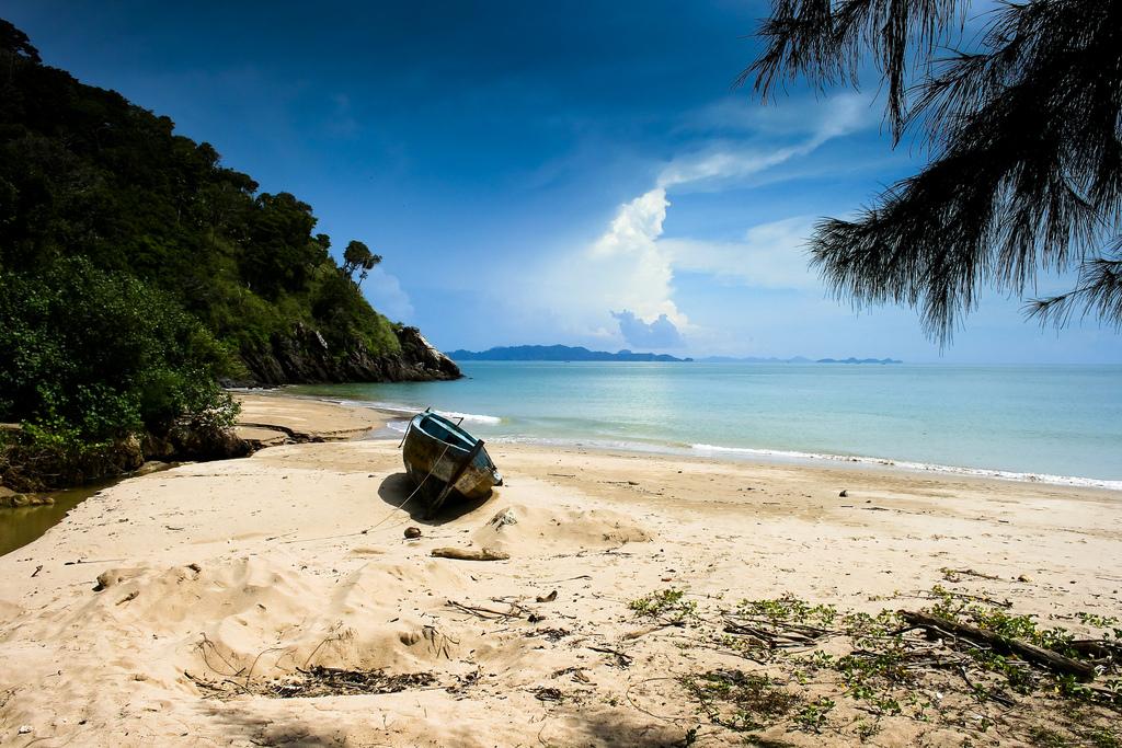 Пляж острова Ланта в Таиланде, фото 1