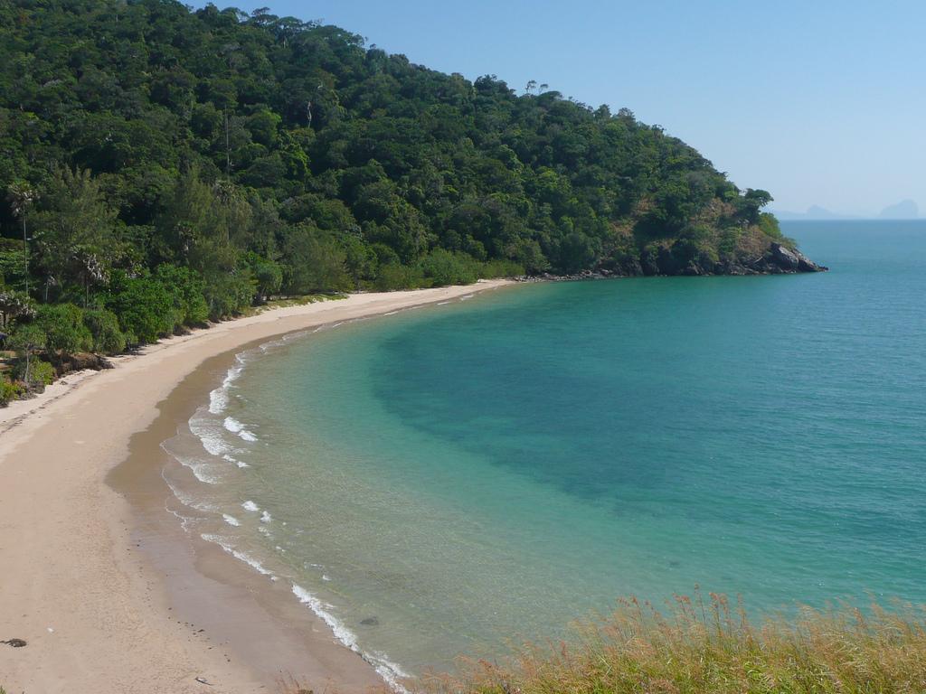 Пляж острова Ланта в Таиланде, фото 6