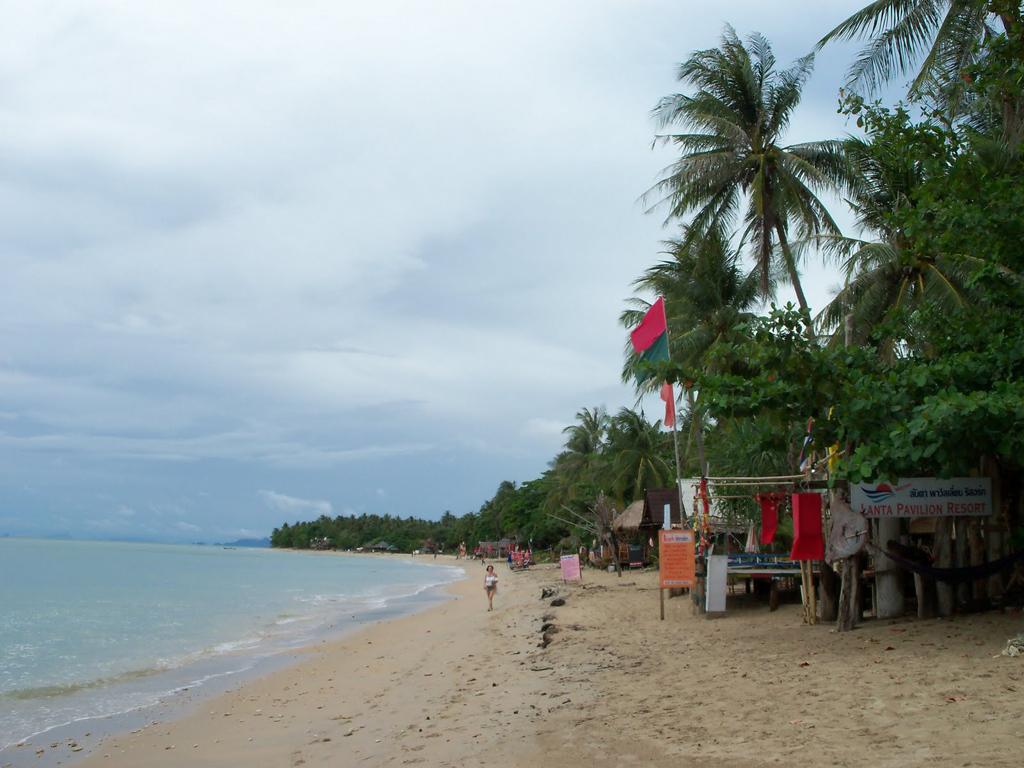 Пляж острова Ланта в Таиланде, фото 8