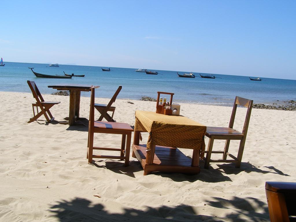 Пляж острова Ланта в Таиланде, фото 10