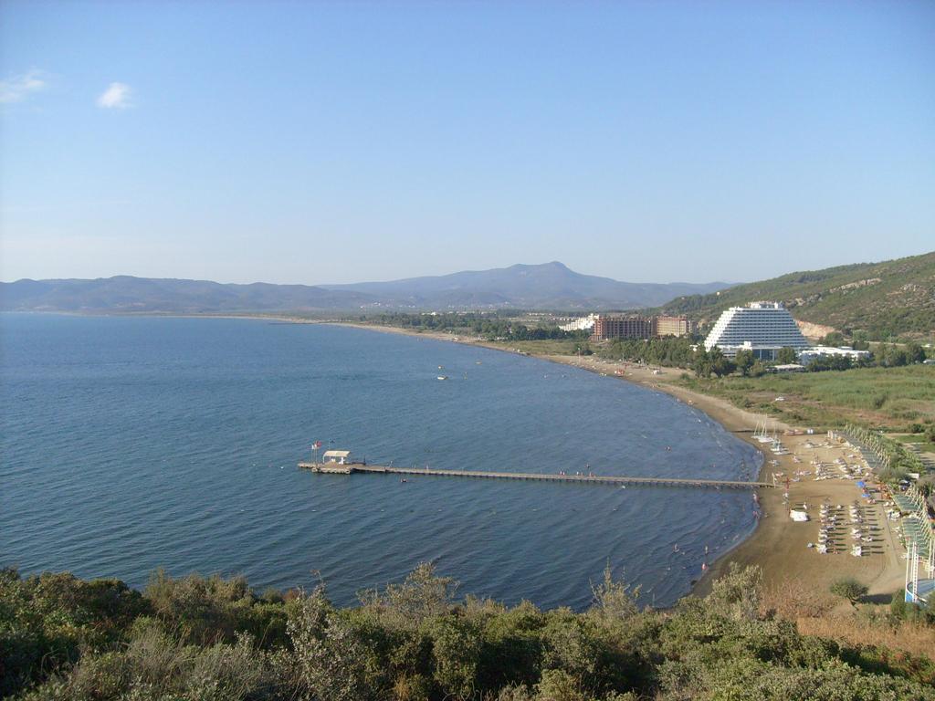 Пляж Памучак в Турции, фото 2