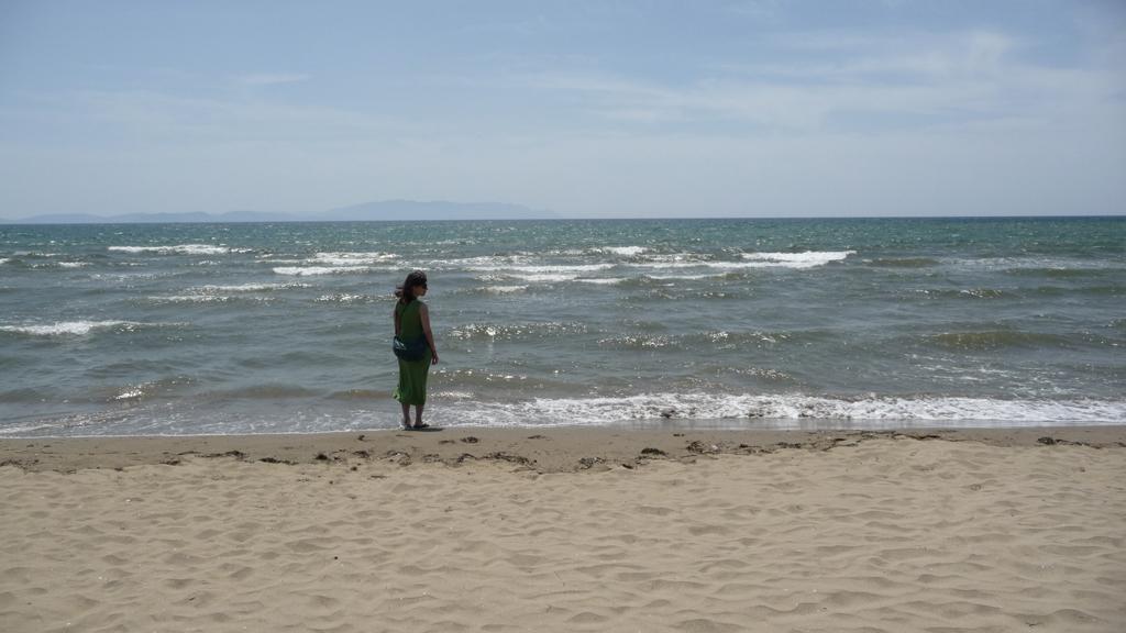 Пляж Памучак в Турции, фото 4
