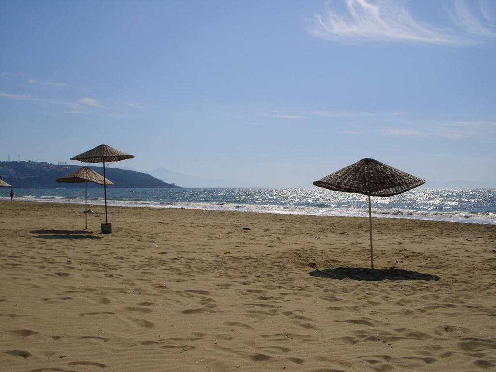 Пляж Памучак в Турции, фото 5