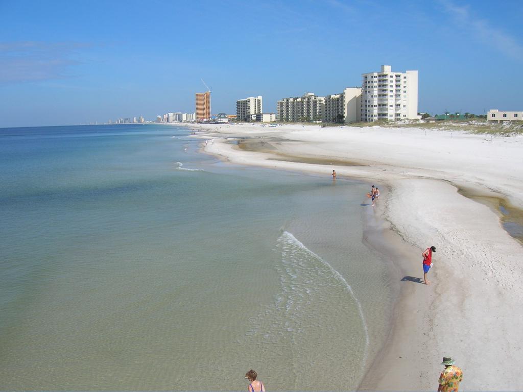 Пляж Панама Бич в США, фото 5
