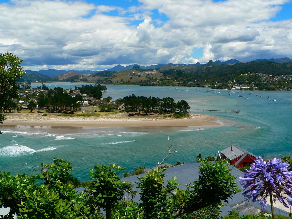 Пляж Пауануи в Новой Зеландии, фото 3
