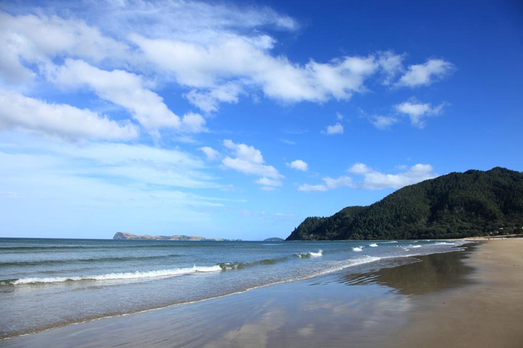 Пляж Пауануи в Новой Зеландии, фото 7
