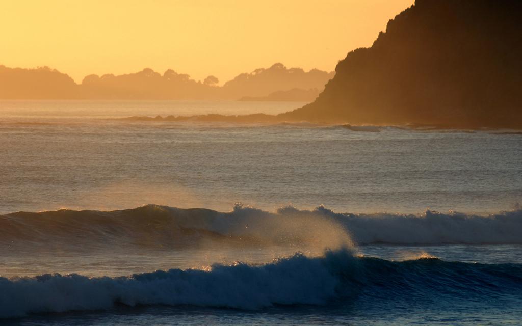Пляж Пауануи в Новой Зеландии, фото 8