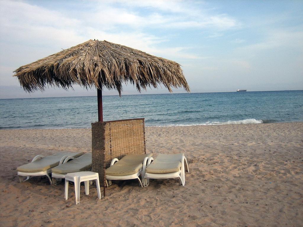 Пляж Таба в Египете, фото 2