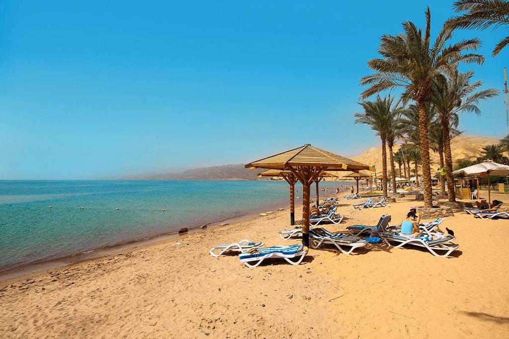 Пляж Таба в Египете, фото 6