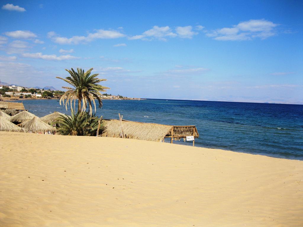 Пляж Таба в Египете, фото 7