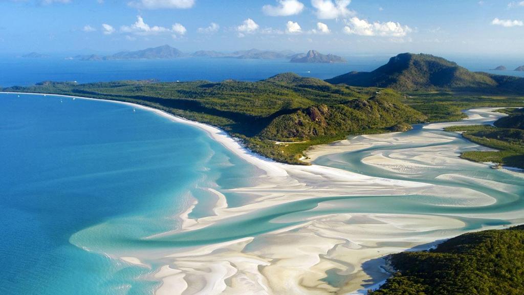 Пляж Вайтхэвен в Австралии, фото 2