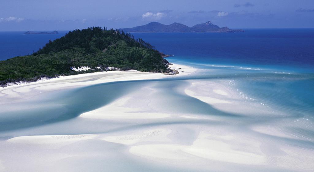 Пляж Вайтхэвен в Австралии, фото 3