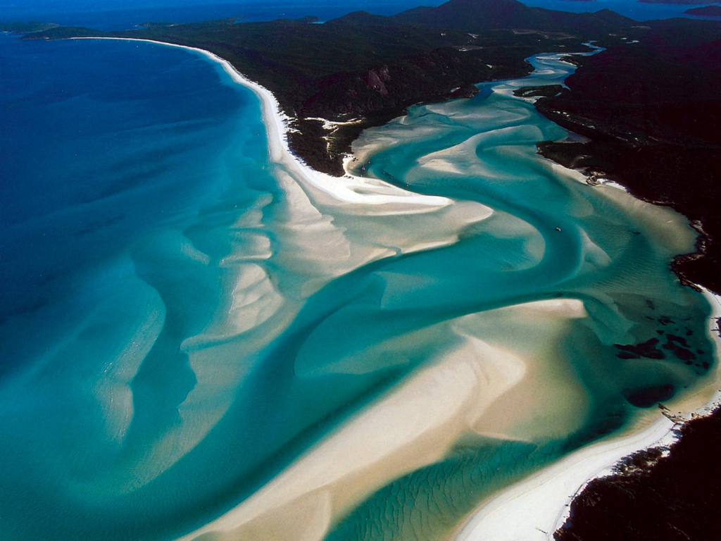 Пляж Вайтхэвен в Австралии, фото 4