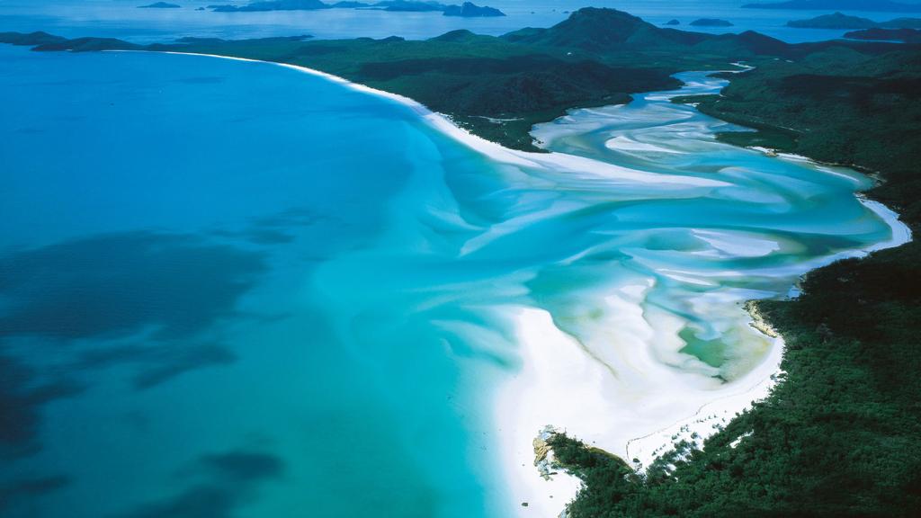 Пляж Вайтхэвен в Австралии, фото 6