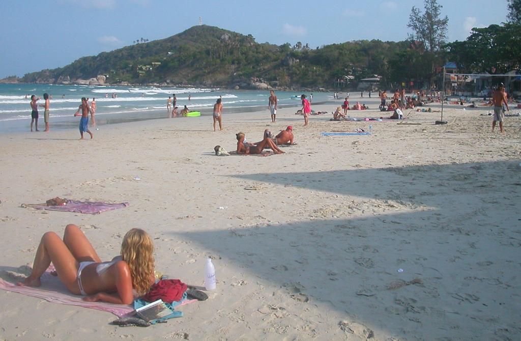 Пляж Хаад Рин в Таиланде, фото 1