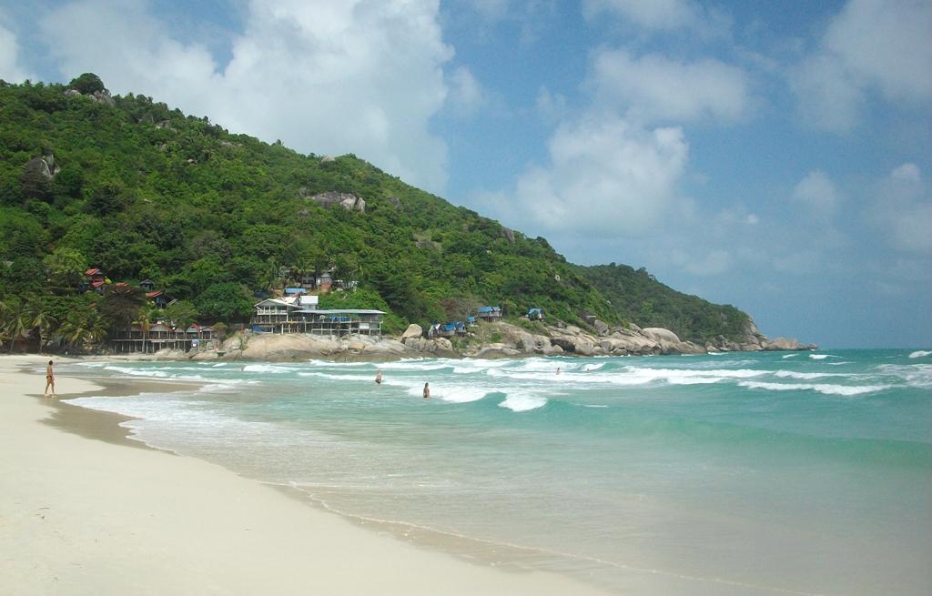 Пляж Хаад Рин в Таиланде, фото 4