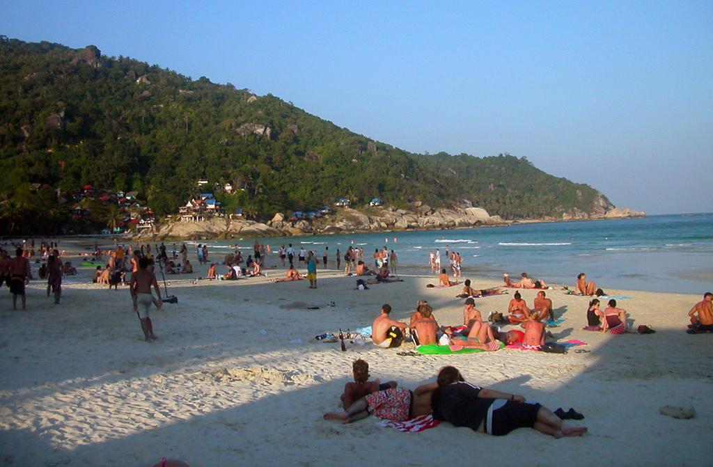 Пляж Хаад Рин в Таиланде, фото 5