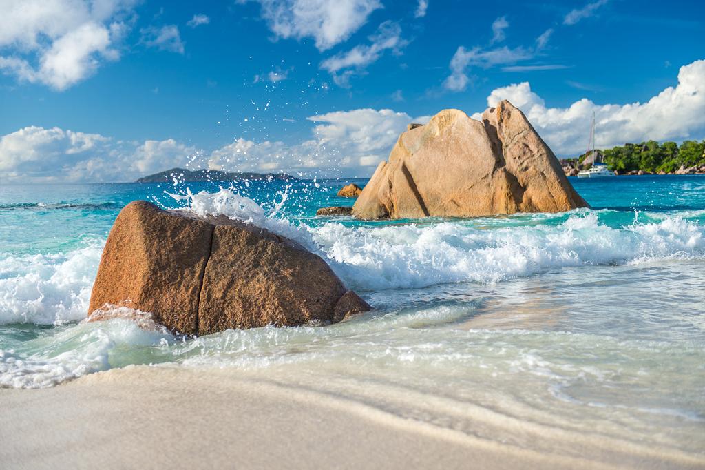 Пляж Анс Лацио на Сейшельских островах, фото 1