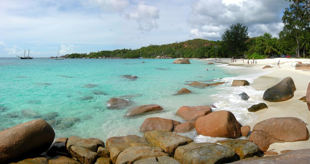 Пляж Анс Лацио на Сейшельских островах, фото 2