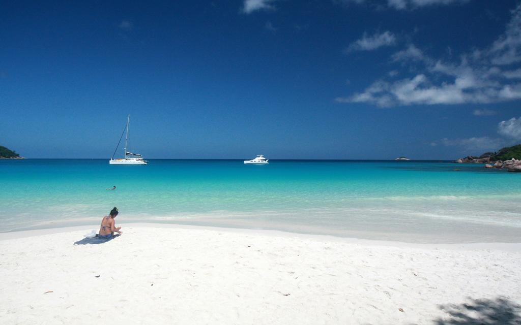 Пляж Анс Лацио на Сейшельских островах, фото 4