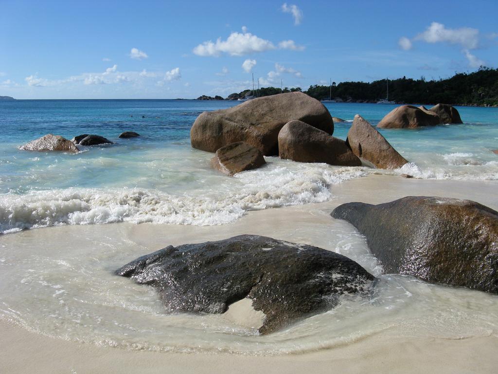 Пляж Анс Лацио на Сейшельских островах, фото 8